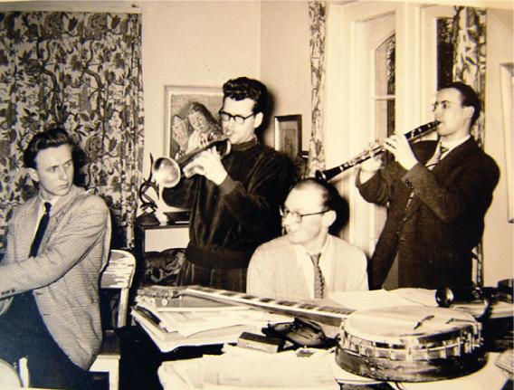 Hausmusik im Haus Dix