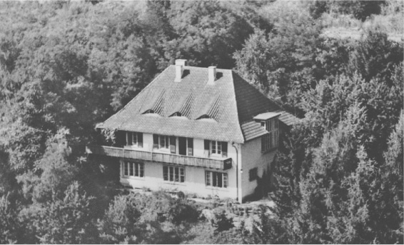 Otto Dix Haus Hemmenhofen am Bodensee